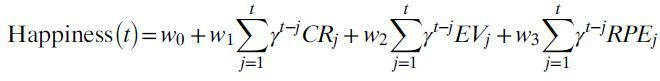 equation bonheur