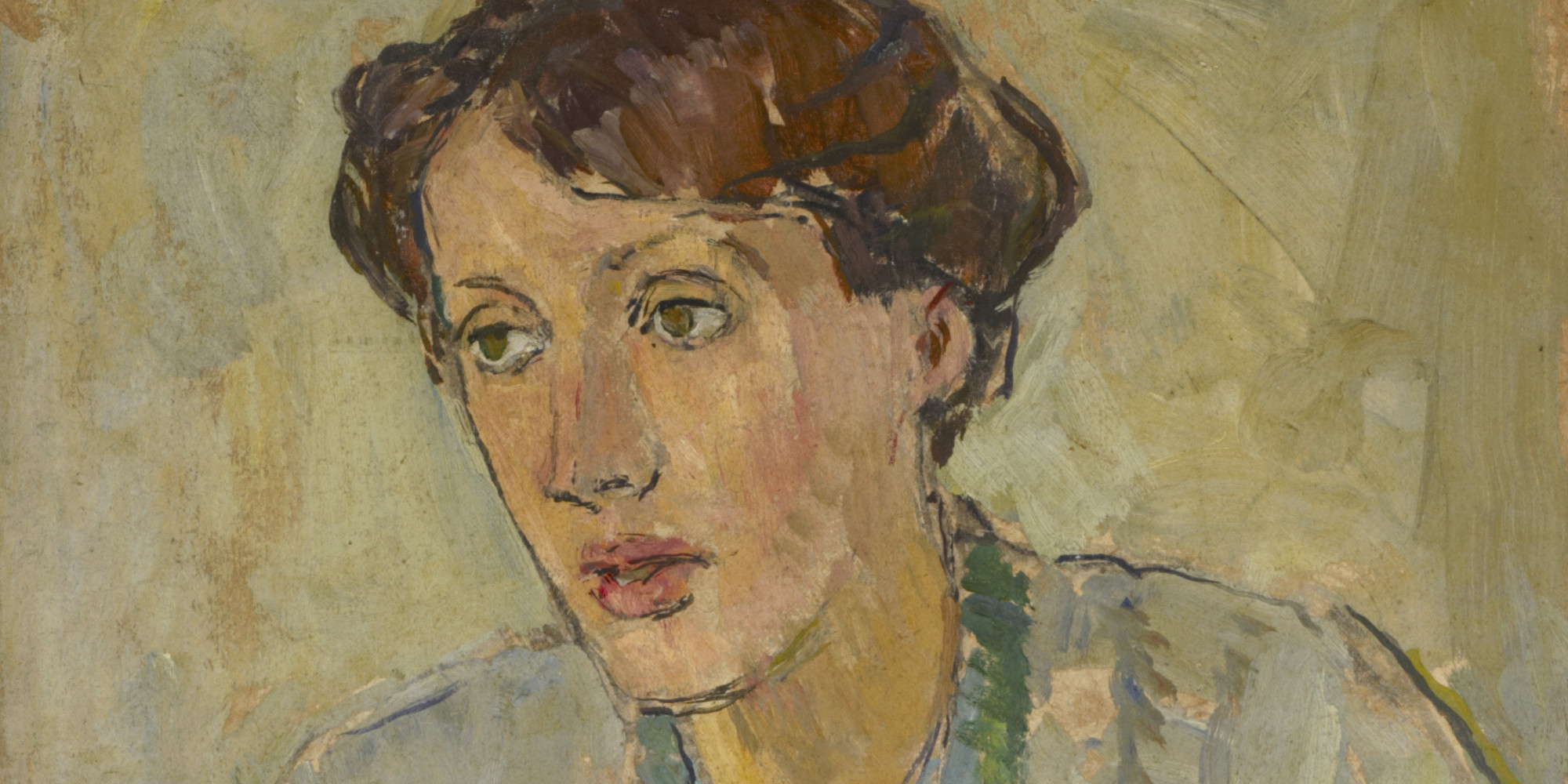 The Many Portrait Faces Of Virginia Woolf Huffpost