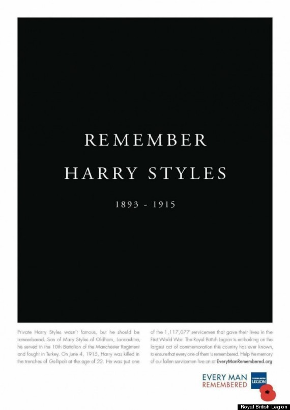 harry styles remembered