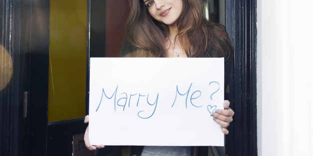What Happened When I Proposed To My Boyfriend Huffpost