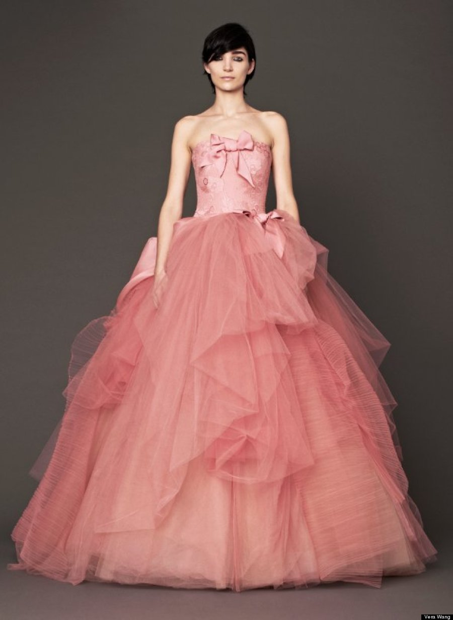 Fall Wedding Dress Trends: Beautiful Gowns For Your 2014 Nuptials ...