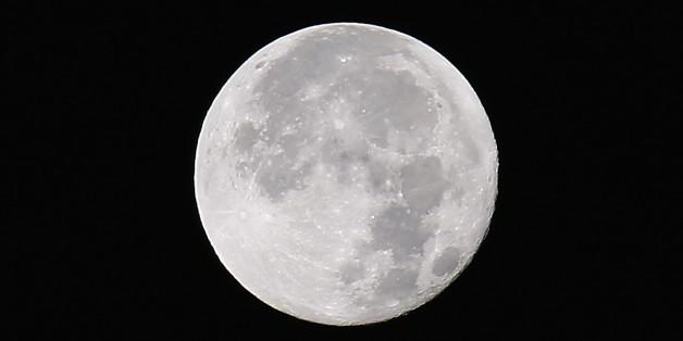 Der Mond verdirbt uns die Sicht auf Sternschnuppen
