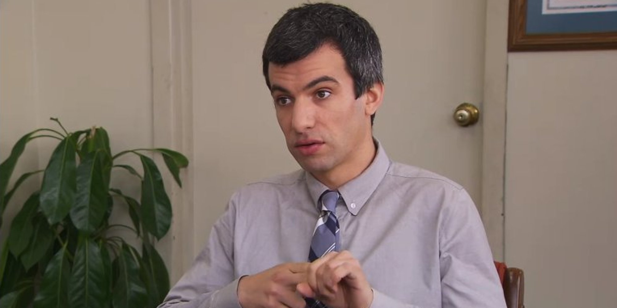 New 'Nathan For You' Stunt Counts On Pregnant Women Giving
