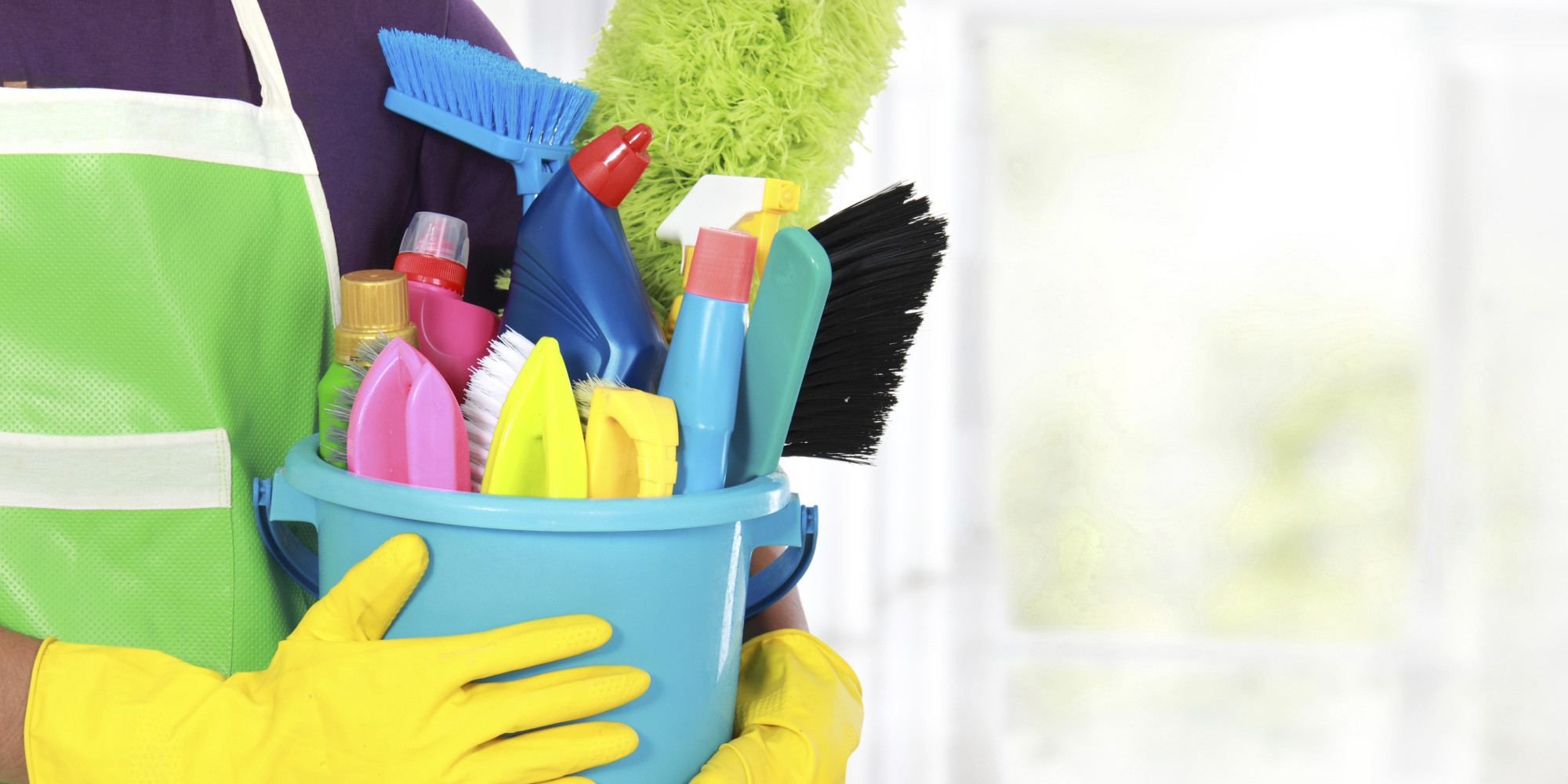 Hereu0027s How You Can Hire A Home Cleaning Service For The First Time |  HuffPost