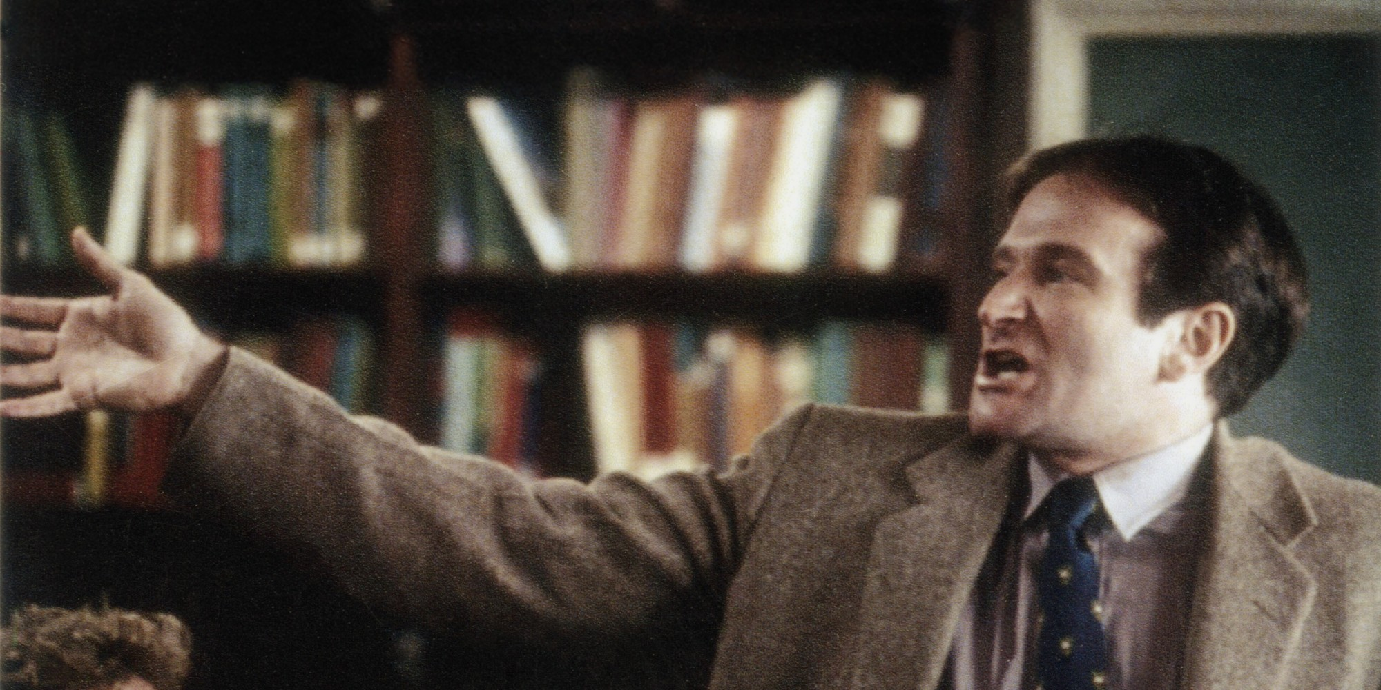 what dead poets society taught me about being a teacher huffpost