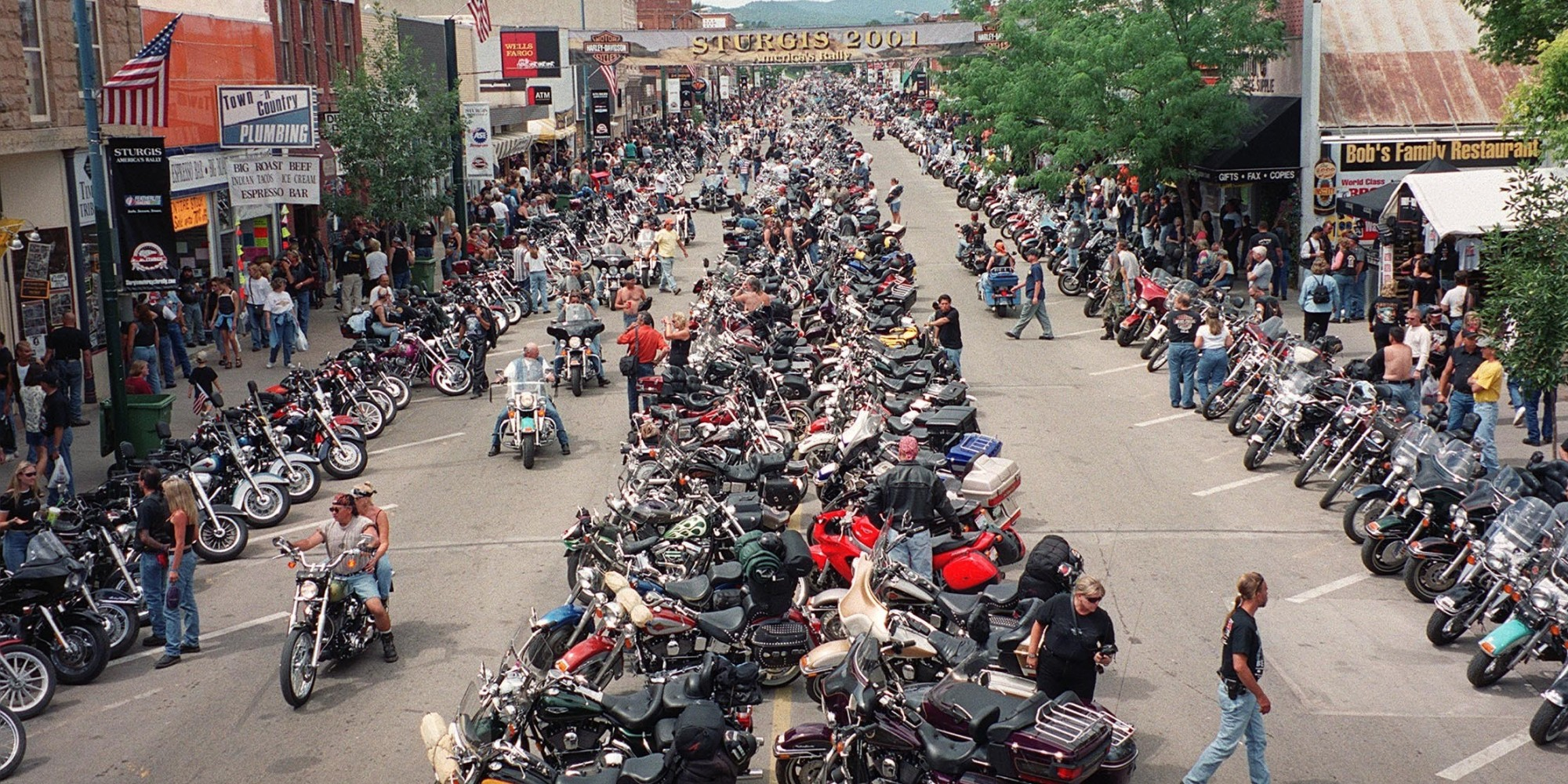 Pictures of sturgis motorcycle rally