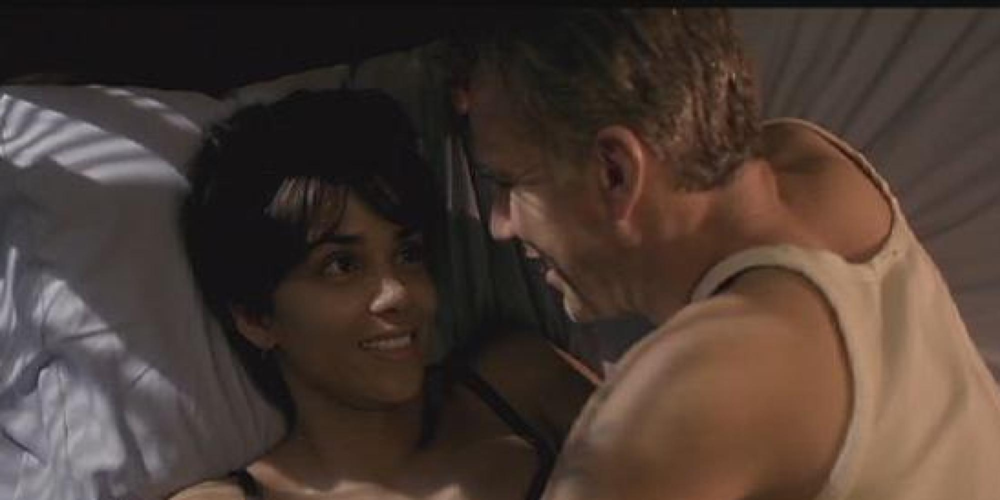 Halle berry real life sex tape