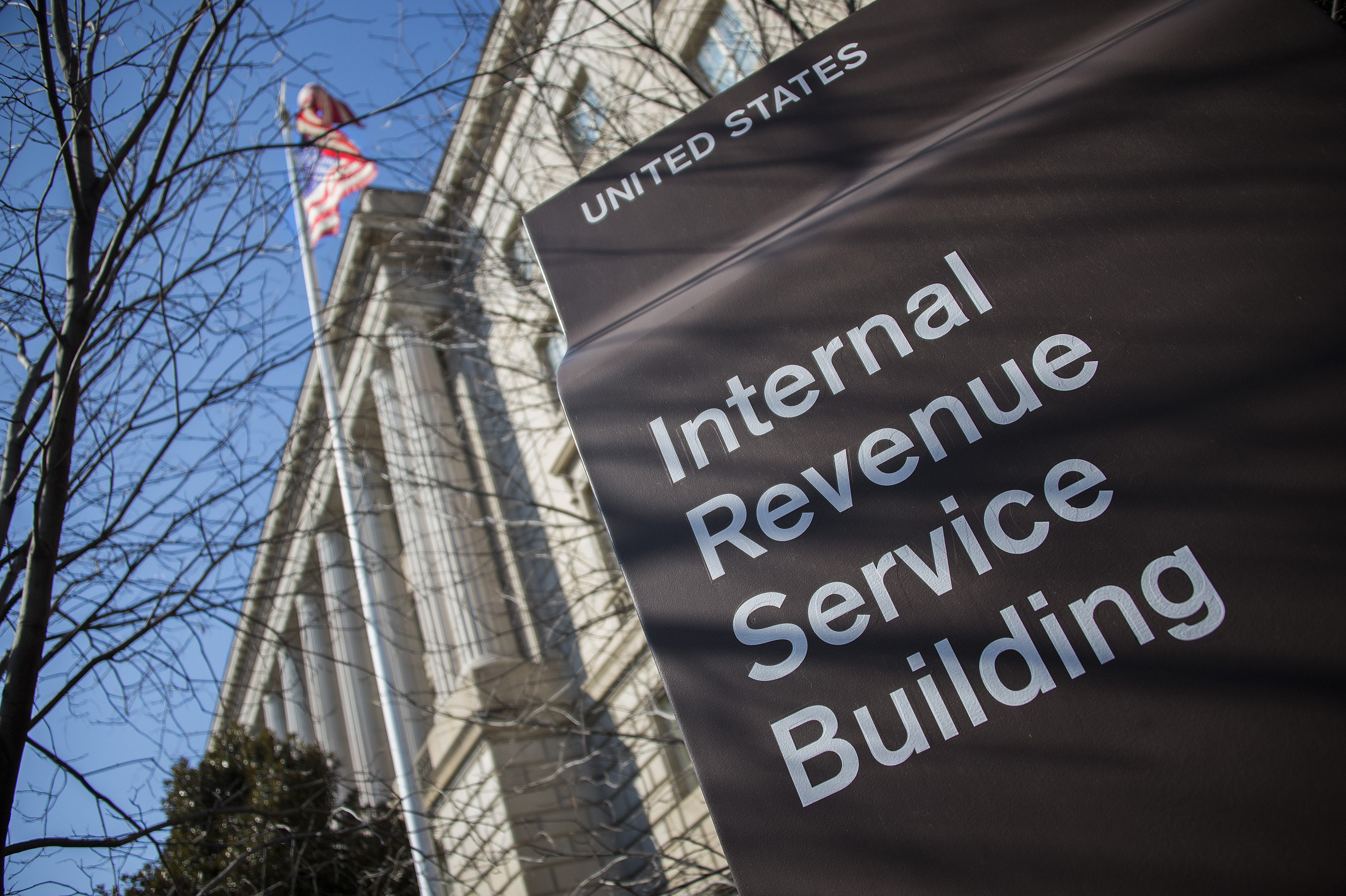 internal revenue service building