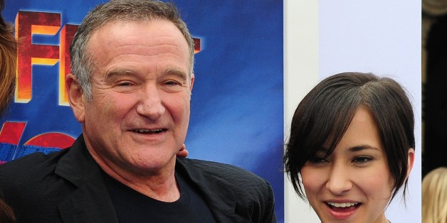 Robin and Zelda Williams