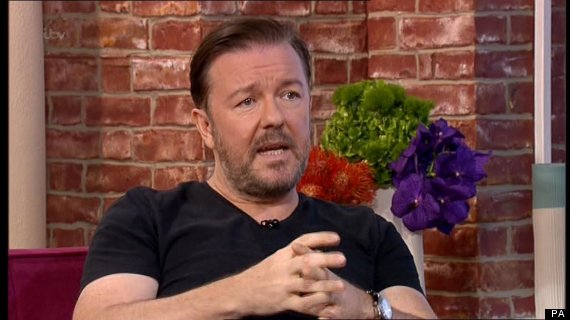 Robin Williams Dead: Ricky Gervais Pays Tribute To Man Who 'Even When He Wasn't Well, Did His Best To Make You Laugh'