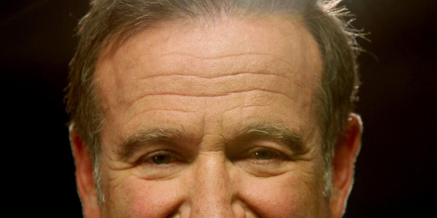 File photo dated 1/7/2010 of actor Robin Williams who has been found dead at his home in California, Marin County Sheriff's Office said.