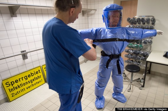 ebola germany