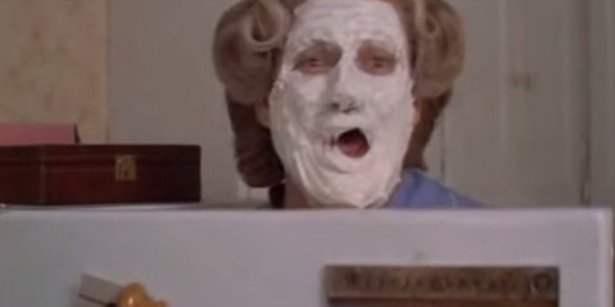 Doubtfire Face Aims To Raise Awareness For Suicide