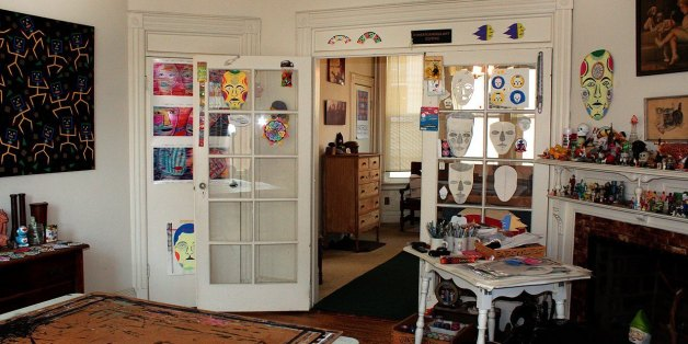 44 Stunning Art Studios That Will Inspire You To Get Back To Work | HuffPost