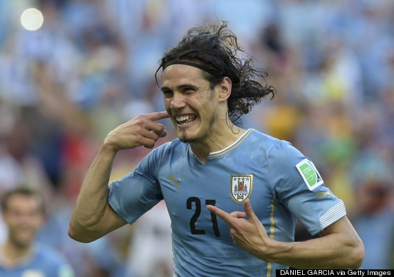 edinson cavani arsenal