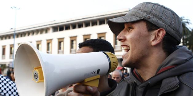 Mouad Belghouat alias Lhaqed, le rappeur du M20
