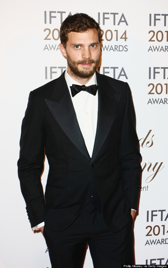 'Fifty Shade Of Grey' Film Will Get Jamie Dornan An Oscar, Jokes The Movie's Screenwriter Kelly Marcel (VIDEO)