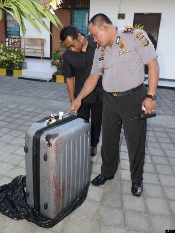 bali suitcase murder