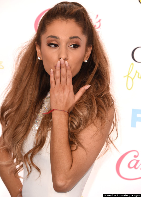 Ariana Grande Reveals Her Ex-Boyfriend Cheated On Her With A Man... Or, At Least, She's 99.9% Sure He Did