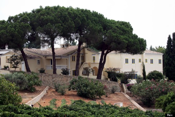 cliff richard home in portugal