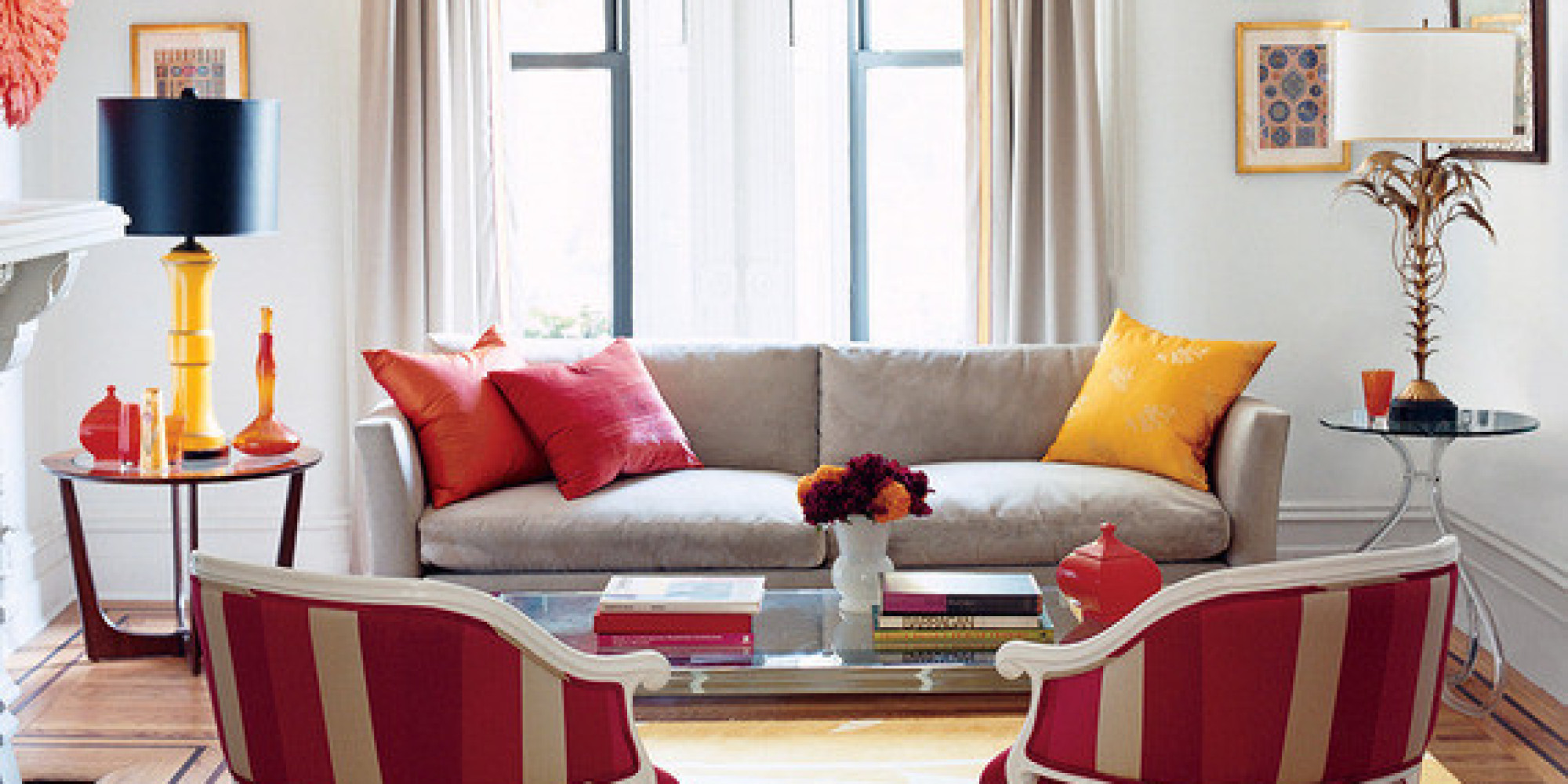 8 Unbelievable Living Room Makeovers