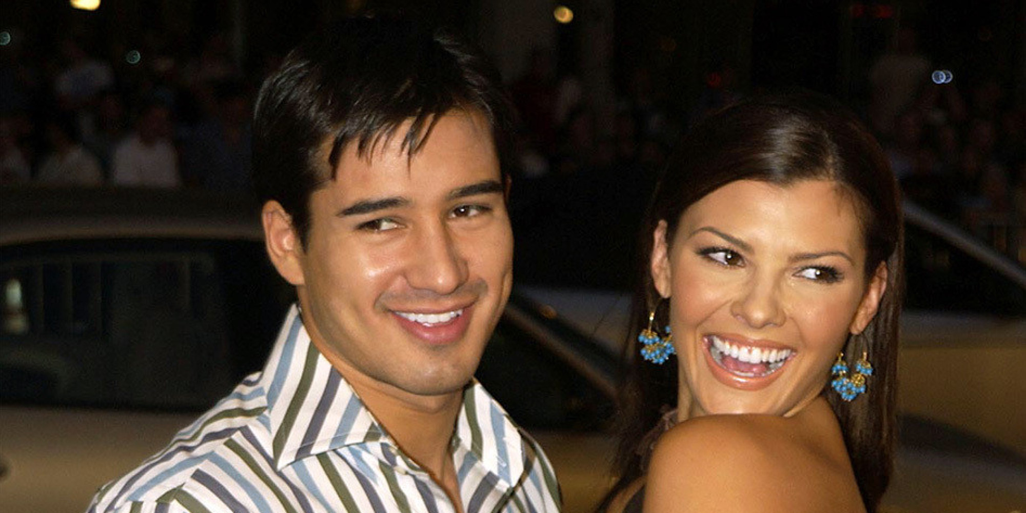 Mario Lopez and ex-wife Ali Landry