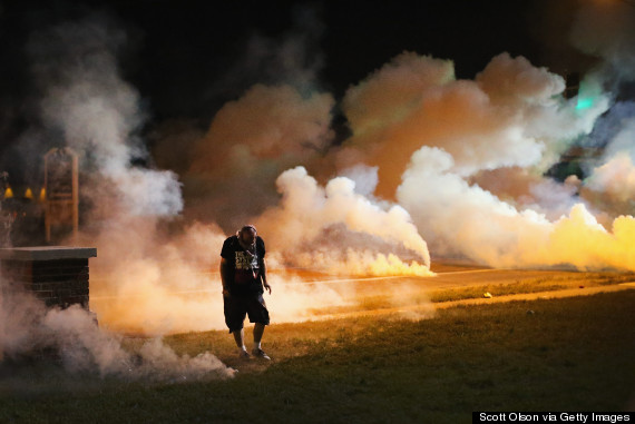 Anonymous Say They Have The Name Of The Officer Who 'Shot' Ferguson Teen Michael Brown