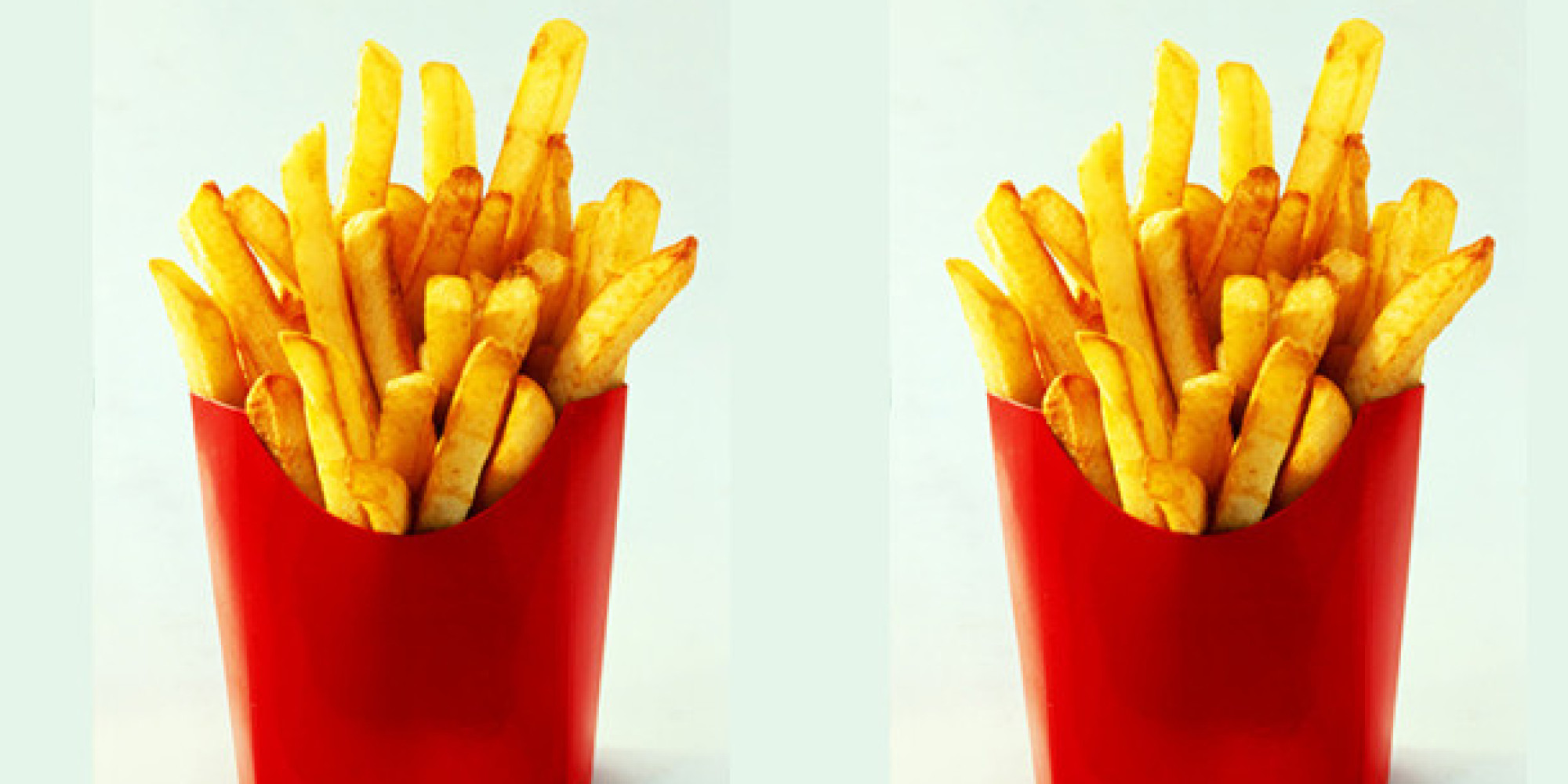 Fast Food That Served The Most French Fries