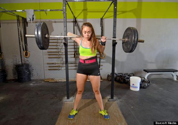 weighlifter