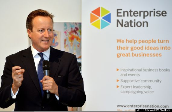 david cameron enterprise nation