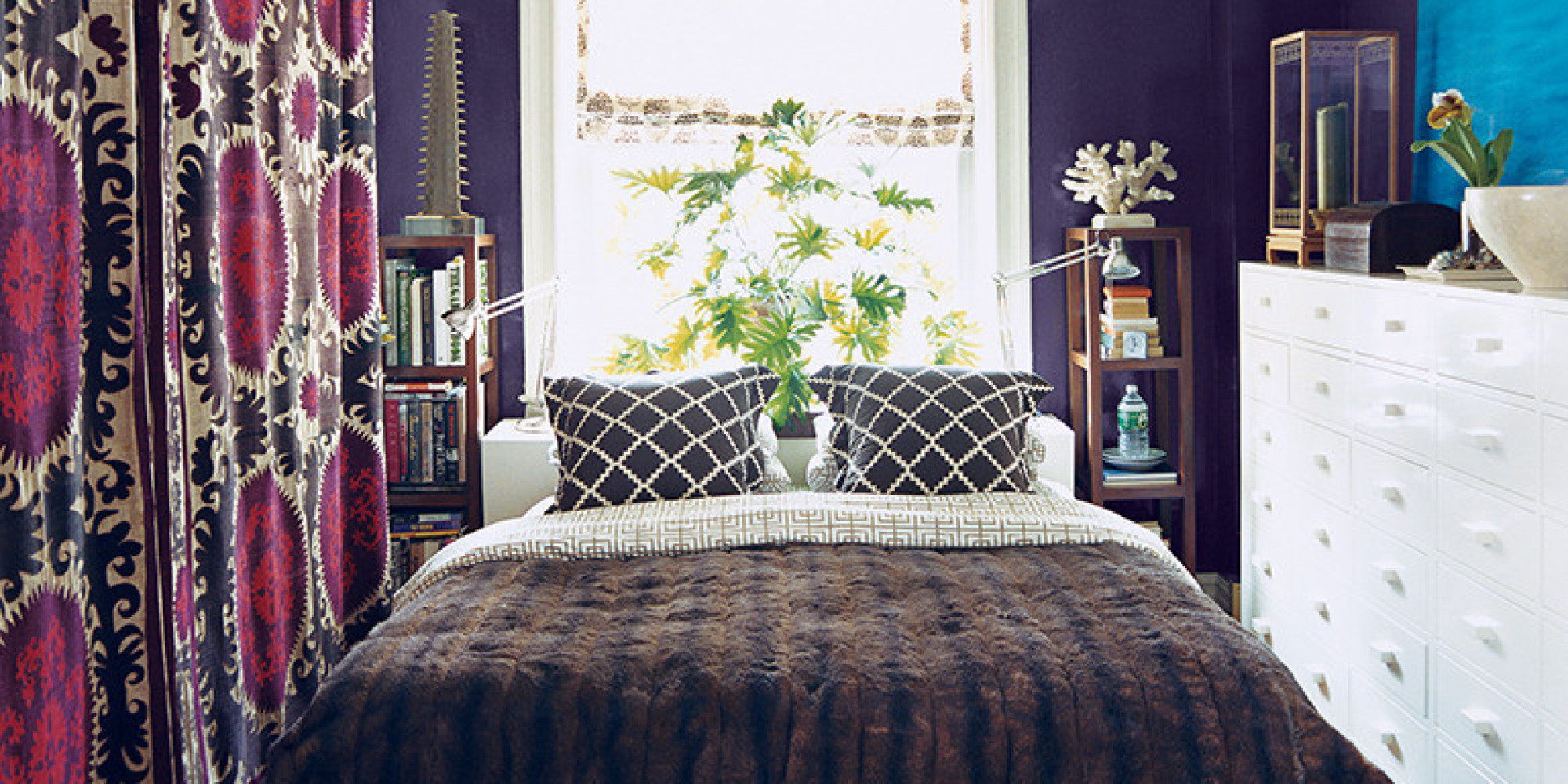 . 11 Ways To Make A Tiny Bedroom Feel Huge   HuffPost