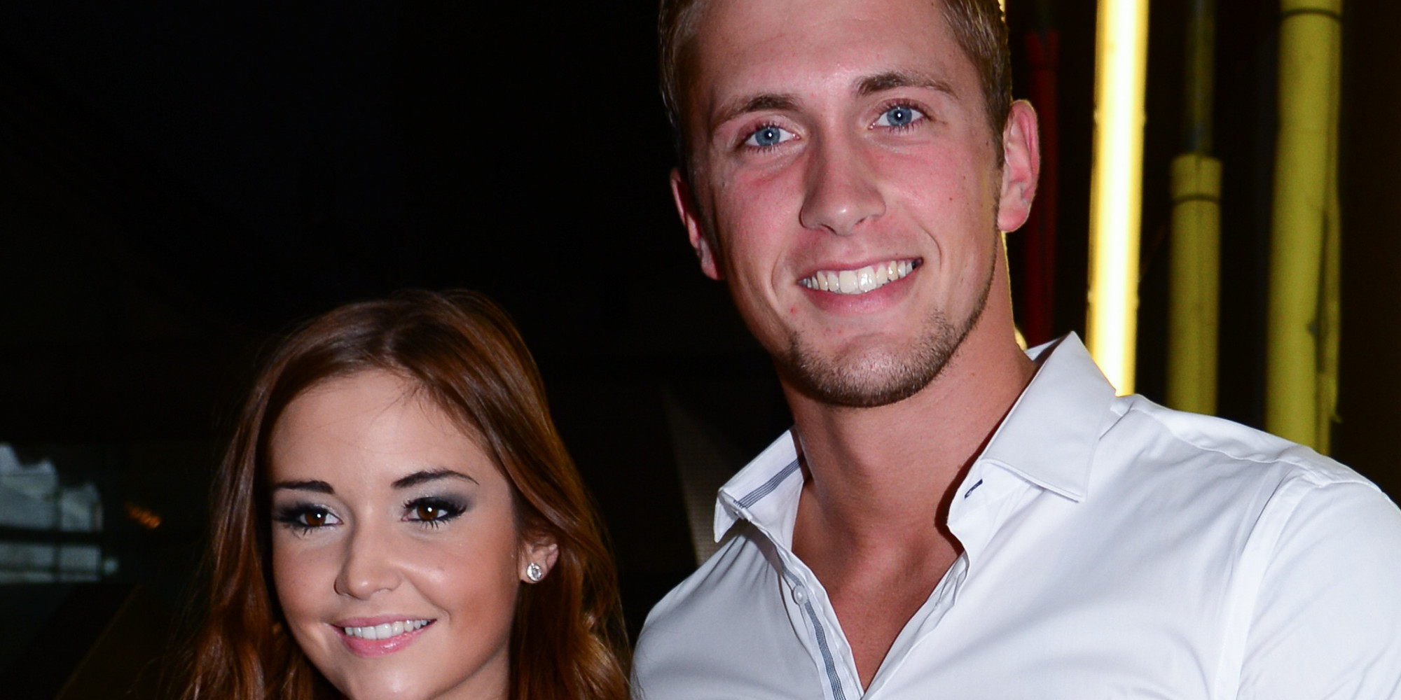 towie star dating eastenders star The only way is essex towie star's las vegas party  eastenders jacqueline jossa  the only way is essex megan mckenna 'secretly dating' love island's .