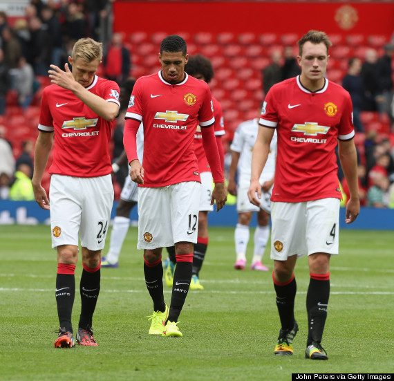 manchester united swansea