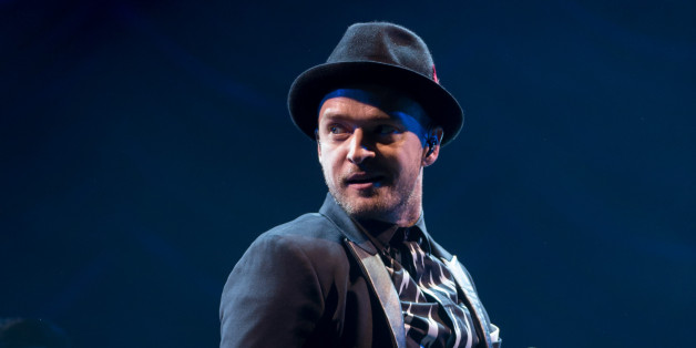 V Festival 2014: Justin Timberlake Wows The Crowd At Hylands Park With Saturday Night Headline Set (PICS)