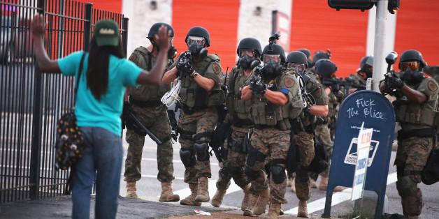 History and Ferguson, Missouri