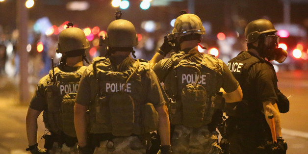 The Most Outrageous Police Tactics In Ferguson Exposed