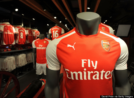 puma arsenal kits