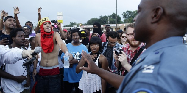 In Ferguson the Media Got It All Wrong: The Real Story Is a Community Fighting Back