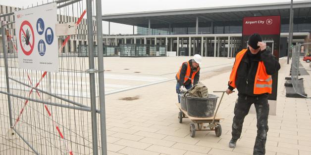 Streit beim Flughafenbau: Berliner Flughafen trennt sich vom TÜV