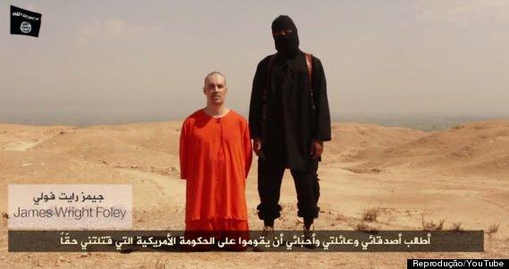 jornalista decapitado estado islâmico