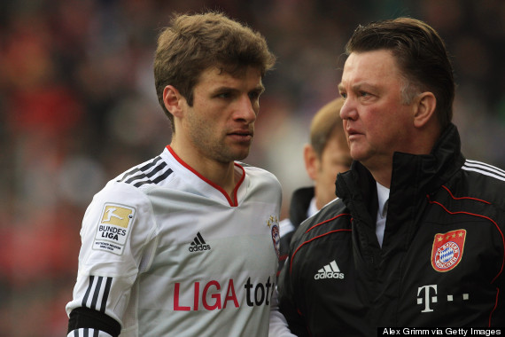 thomas muller manchester united