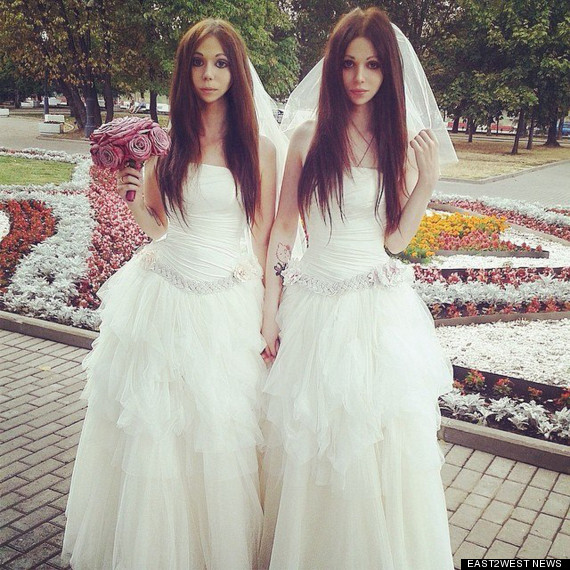 androgyne brides in russia