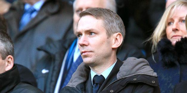 Crystal Palace sporting director Iain Moody