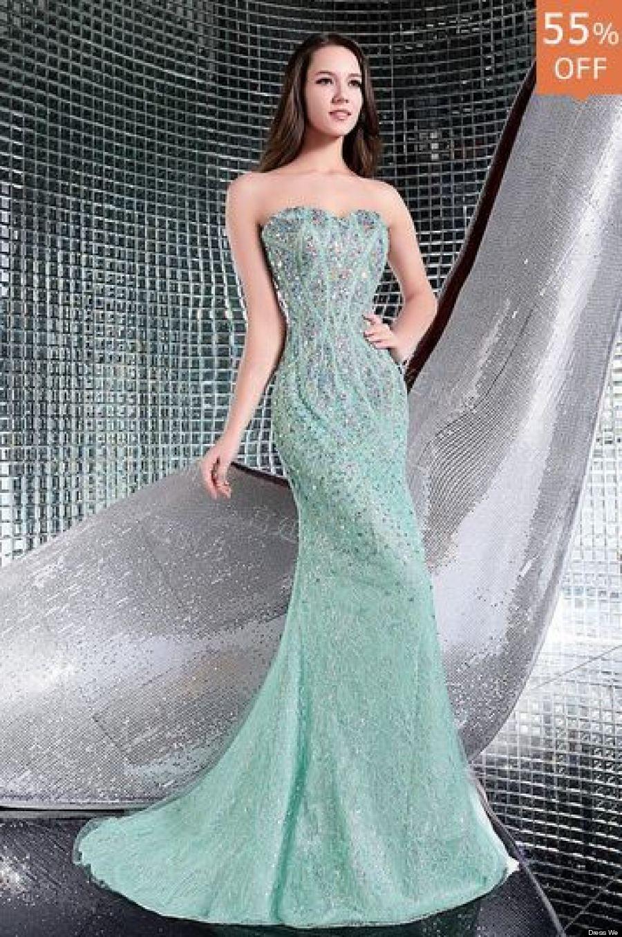 mermaid dress 1