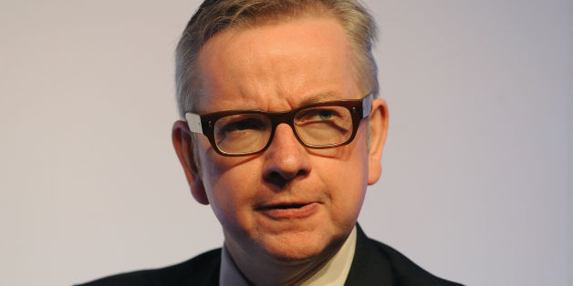 """File photo dated 21/3/2014 of Michael Gove, who has been removed from the Education Department to become """"minister for TV"""" with a brief to promote the Government's message in broadcast interviews as he shapes up to fight for a Conservative majority in next year's general election."""
