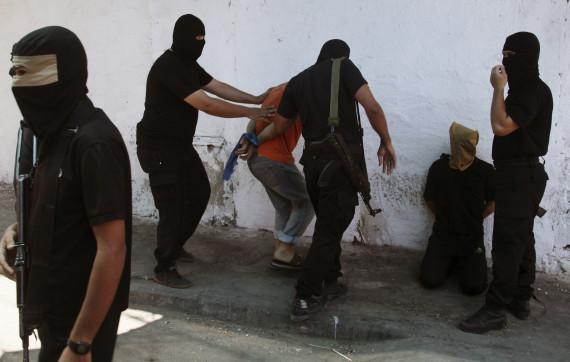 hamas palestinians