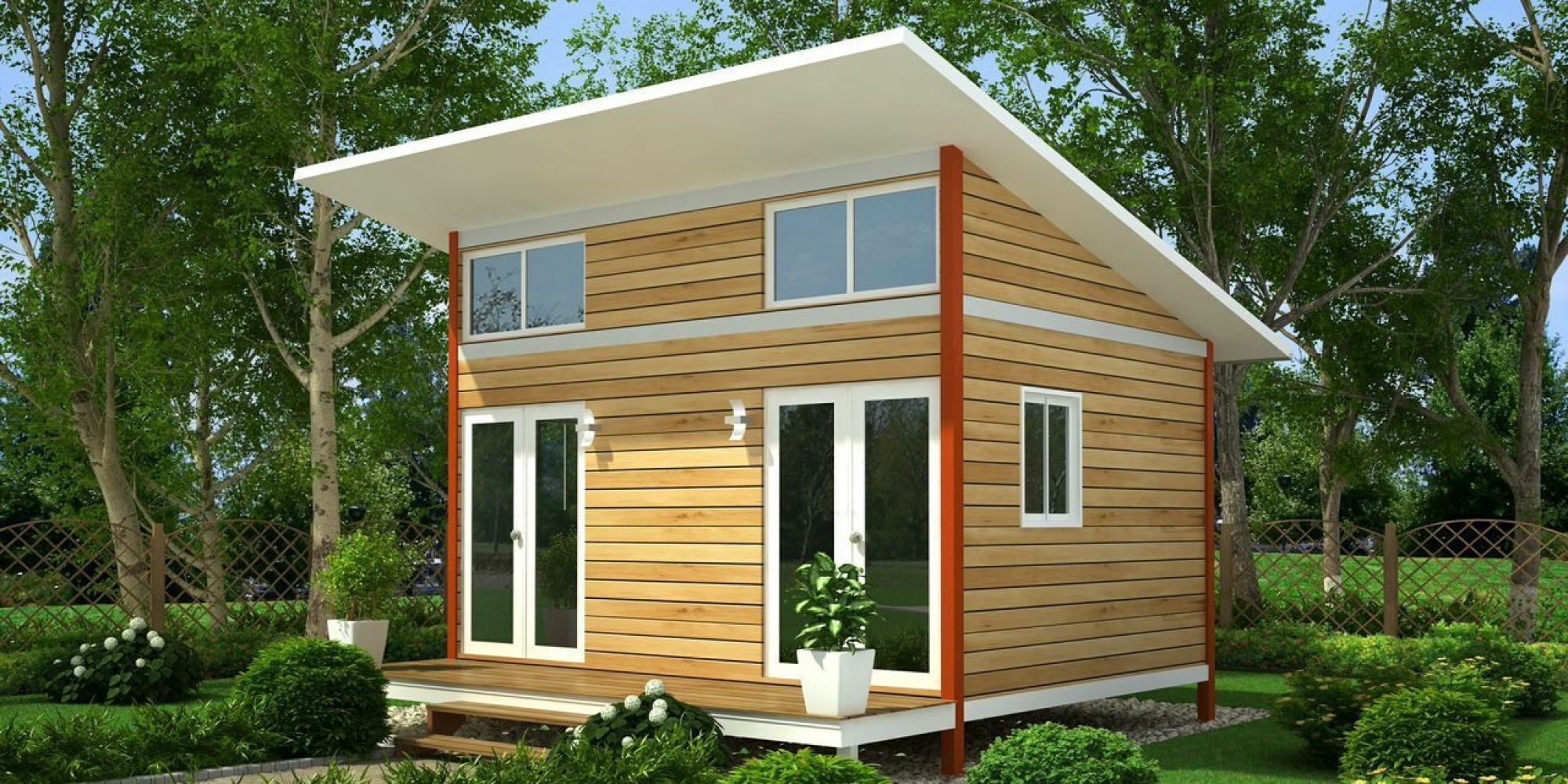 This Genius Project Would Create Tiny Homes For People Making Less ...