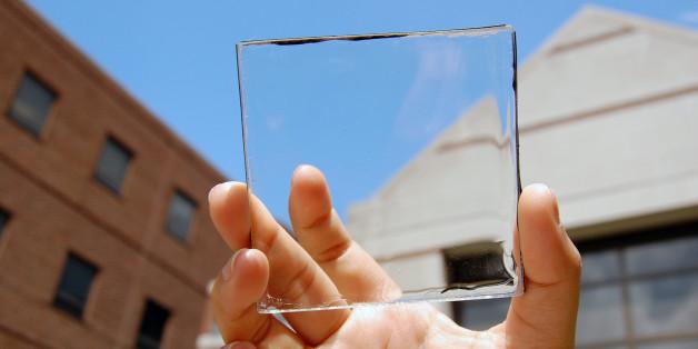 Researchers Develop Transparent Solar Concentrator That Could Cover Windows, Electronics