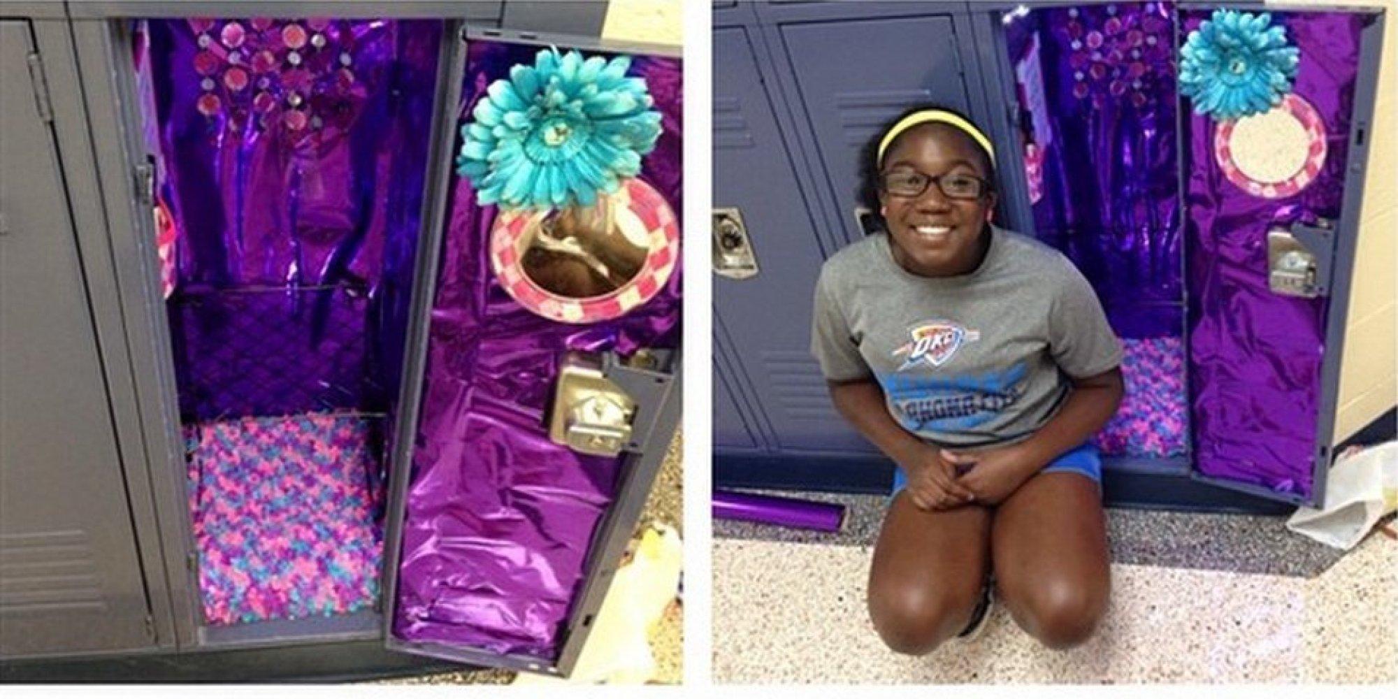 DIY Ways To Take Your Locker To The Next Level HuffPost - Cute diy school locker ideas