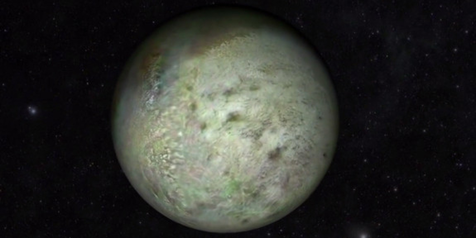 Neptune's Moon Triton Spotlighted In 'Best-Ever' Map ...